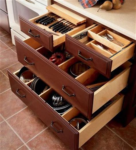 Kitchen Pot Drawers pot pan drawers home kitchen
