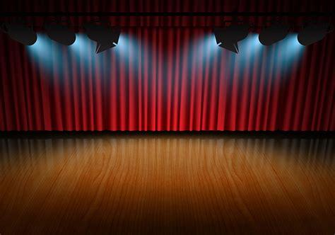 curtains spotlight 3d pvillage