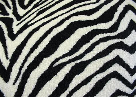 zebra teppich zebra carpet carpet vidalondon