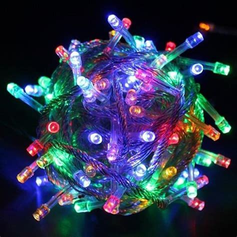 led christmas light 2m 20 led string light battery powered