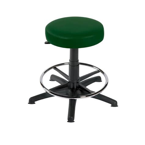 Gassy Stool by Sunflower Green Gas Lift Stool With Foot Ring And