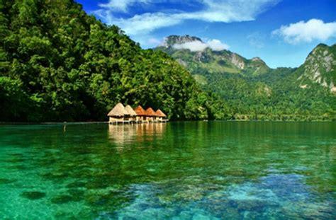 bay seram seram ora resort of seram island maluku