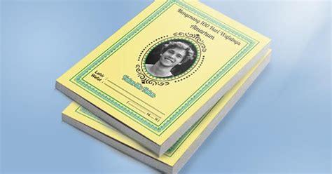 format buat buku yasin cara membuat buku yasin sendiri mulai dari desain cover