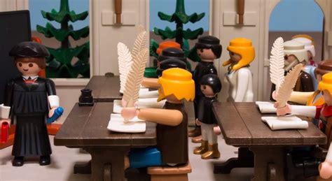 biblische figuren playmobil luther evangelisiert wieder playmobil figur inspiriert