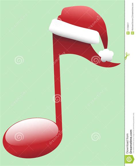 music note christmas lights carol musical note for holiday christmas music stock