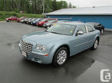 2009 chrysler 300 limited 2009 chrysler 300 limited for sale in miramichi new