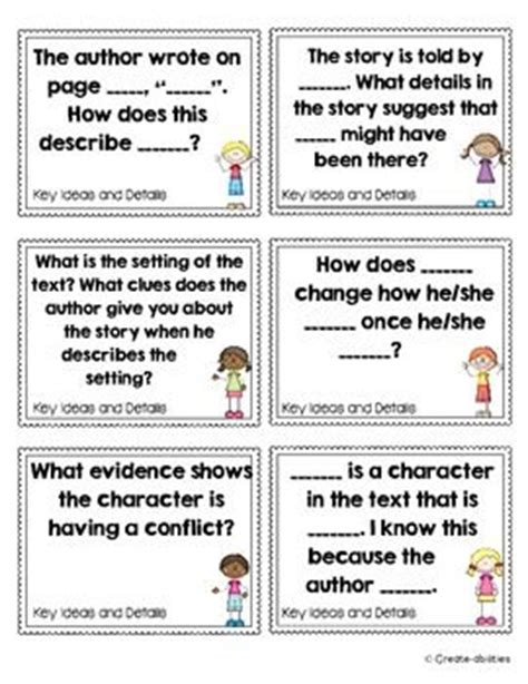 Or Questions Clean Text Literature Circles And Texts On