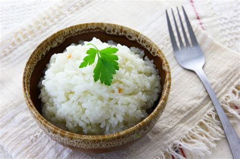 how to make oven steamed rice in vegetable stock 6 steps