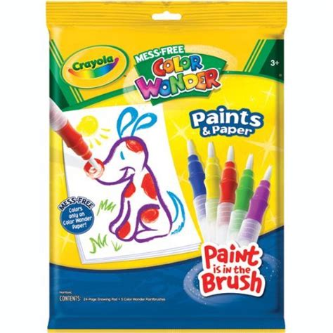 crayola shock prices on sale crayola mess free color