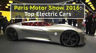 Best Electric Car Air Motor Show 2016 The Best Electric Cars