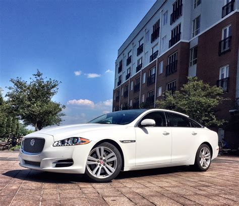 2015 jaguar xjl portfolio feline finesse automotive rhythms