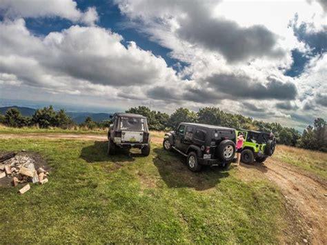 Jeep Trails In Va Flag Pole Trail Harrisonburg Virginia Warthog Jeep And