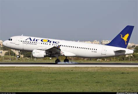 Air One ei dsn air one airbus a320 at malta intl photo id