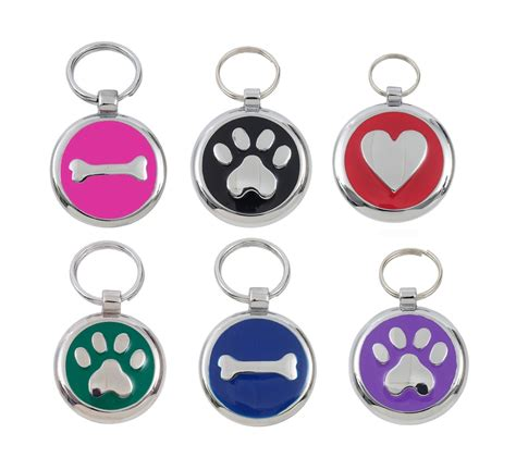 Designer Luxury Dog Accessories - dog tags engraving and the law in the uk