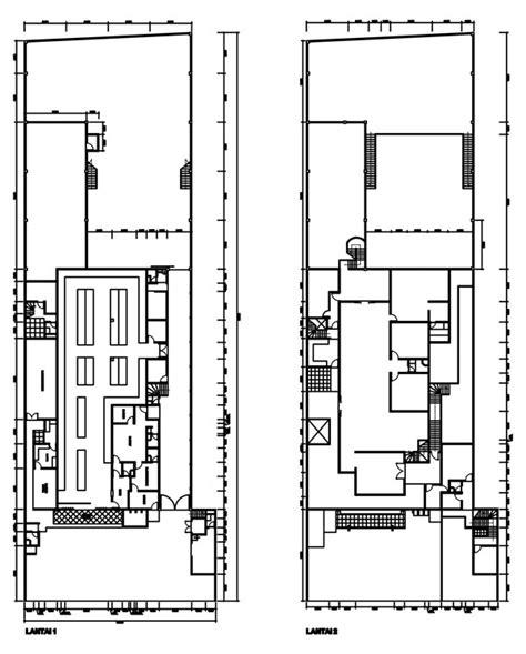 Denah Layout Butik | seputar dunia rumah desain rumah dan butik dilahan 24x70 m2