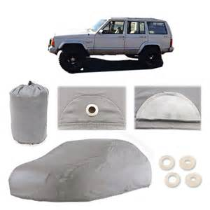 Car Covers Hail Proof Jeep 5 Layer Car Cover Outdoor Water Proof
