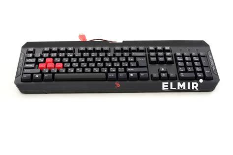 Keyboard Bloody Q100 a4 tech bloody q100 black usb