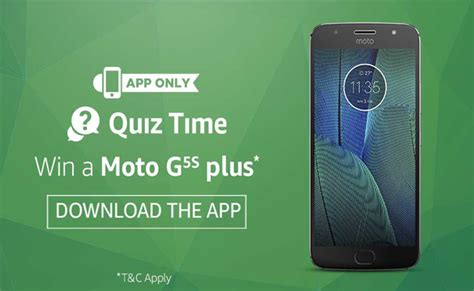 amazon quiz time answers added amazon quiz time win moto g5s plus