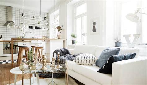 Muebles Cocina Ciudad Real #4: Salon-nordico-con-cocina-abierta-1241850.jpg
