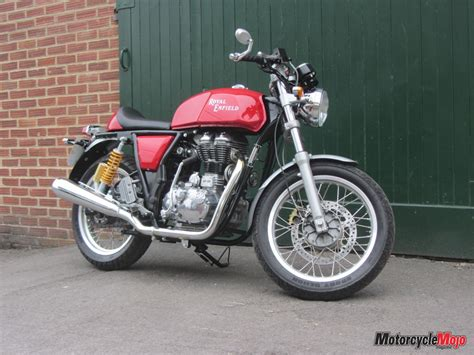 Continental Motorrad by 2014 Continental Gt Motorcycle Review And Test Ride