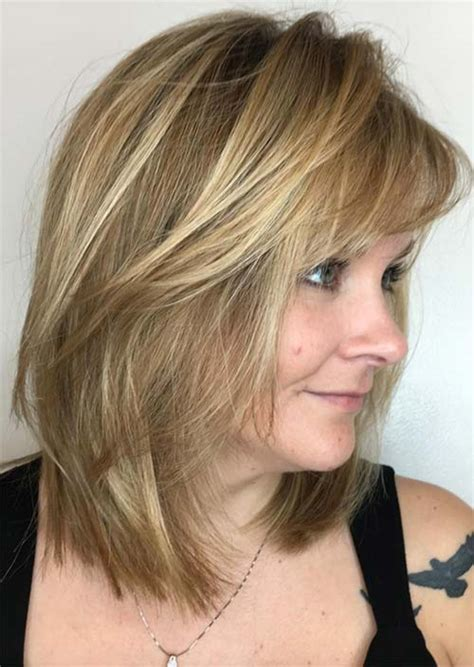 medium length hair styles for age 50 top 51 haircuts hairstyles for women over 50 glowsly