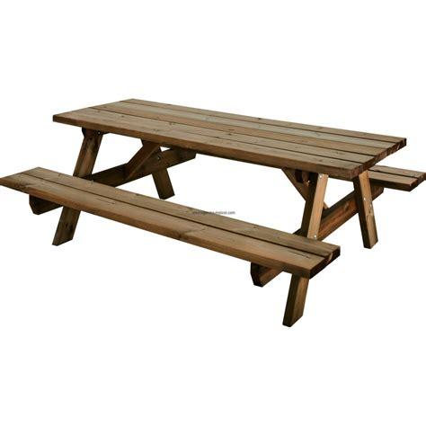 Table Pic Nique by Table Pique Nique Bois