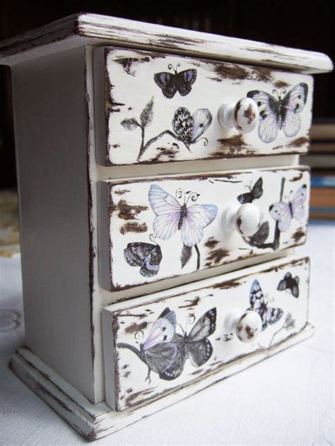 How To Decoupage A Dresser - 17 best ideas about decoupage furniture on how
