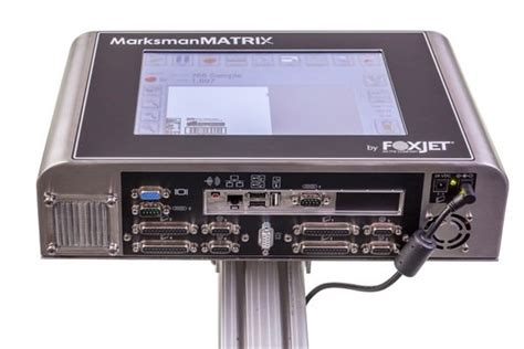 marksman products marksman products matrix controller color touch screen