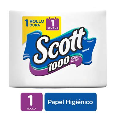 supermax scott  unscented bathroom tissue  ct