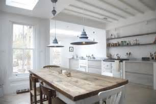 superior Country Style Kitchen Tables #1: Modern-country-kitchen-style.jpg