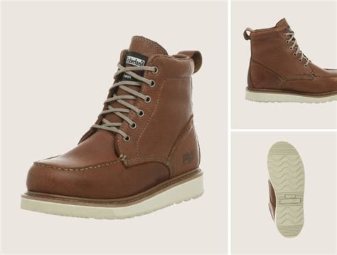 mens timberland boots white sole top 20 best work boots for step into durability that