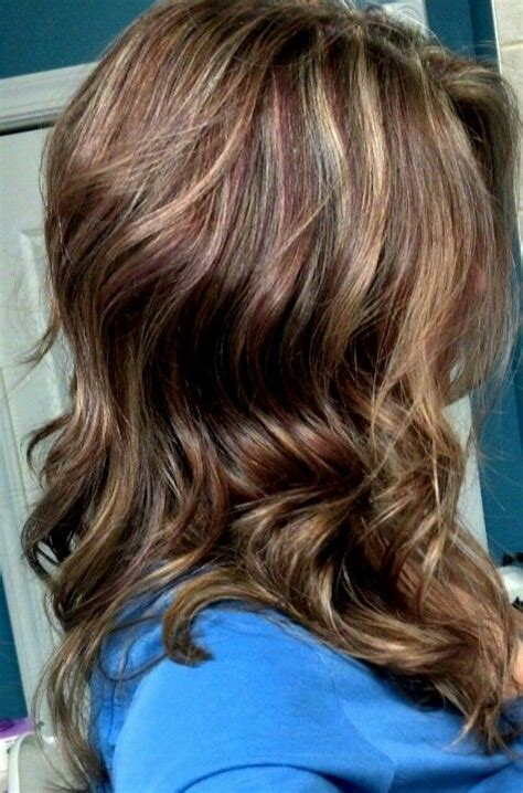 tri color weave cheyledo cut color style hair light and highlights tri color highlights 130 best images about hair on brown hair