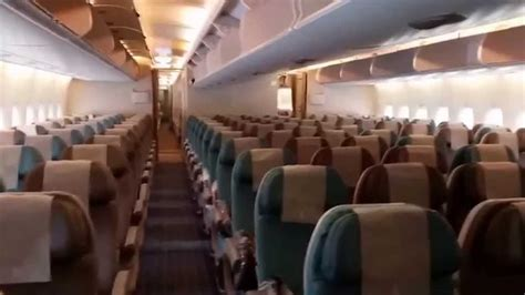 airbus a380 class cabin singapore airlines a380 cabin walkthrough deck