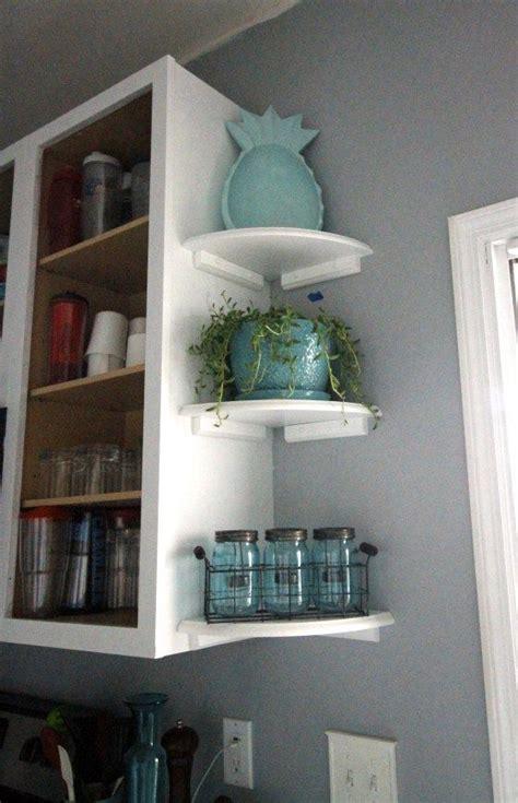 Easy Open Shelving in the Kitchen   Open shelving