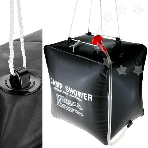 bathtub water bag 40l portable c water bag bath shower cing hiking