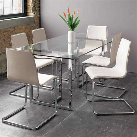 acrylic dining room set awesome acrylic dining table dining table homeepedia clear