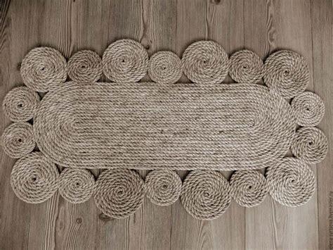 rope rug diy diy rope rug creative ideas corner
