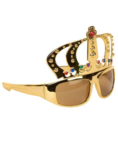 occhiali con occhiali con corona adulto accessori e vestiti di