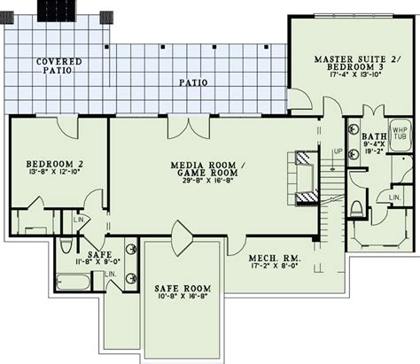 house floor plans with safe rooms house plans with safe rooms