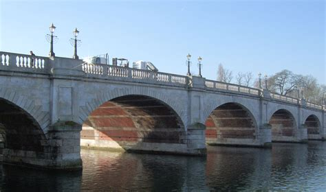 File Kingston Bridge Over The Thames London Jpg | file kingston bridge over the thames london jpg
