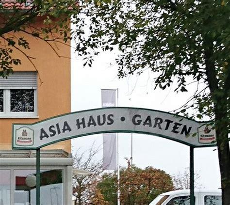 Asia Haus Herzogenaurach Rontgenstrasse 9 Ristorante