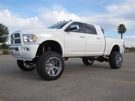 lifted white 2015 dodge ram 2500 4x4 diesel 2017 2018 best cars reviews