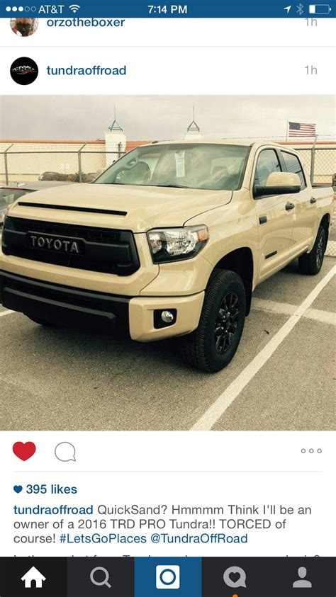 2016 trd pro color tundratalk net toyota tundra discussion forum