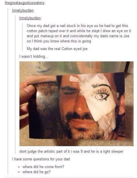 cotton eye joe the real cotton eye joe tumblr know your meme