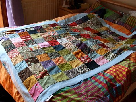 Where Did Patchwork Originate From - s patchwork quilt flickr photo