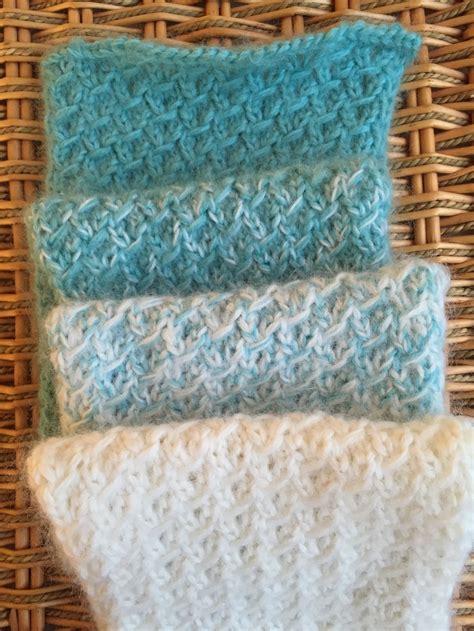 allfree knitting friendship knit scarflet allfreeknitting