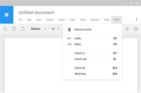 material design html editor menus components material design