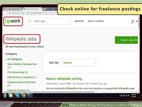 Ways To Make Money Writing Online - how to make money blogging with pictures wikihow autos post