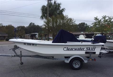 boat dealers clearwater clearwater skiff boats for sale