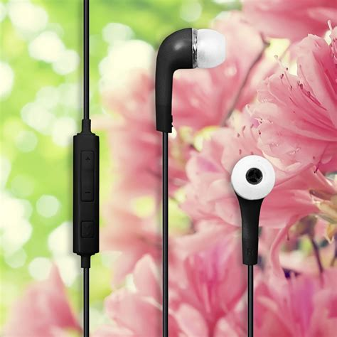 Headset Samsung Tab 3 earphone earbuds headset with mic volume for samsung